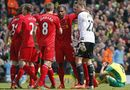 Bóng đá - Đả bại Norwich, Liverpool chạm một tay vào chức vô địch