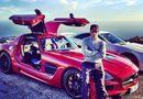 Kiếm 27 triệu đô Lewis Hamilton tậu ngay bộ đôi siêu xe Mercedes