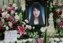 Đám tang nữ thuyền viên anh hùng trong vụ chìm phà Sewol
