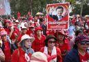 Tin thế giới - Biểu tình ủng hộ chính phủ Thái Lan ở Bangkok
