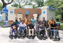 """Miền Nam - TPHCM: Nhà vệ sinh 5 sao """"không để ý"""" đến người khuyết tật"""