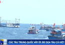 Tin trong nước - Tin tức Biển Đông mới nhất: 40 tàu thép của TQ vây ép tàu cá VN