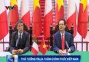 Tin trong nước - Thúc đẩy quan hệ Đối tác Chiến lược Việt Nam - Italy
