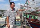 Tin trong nước - Tàu có chữ Trung Quốc đâm, húc tàu ngư dân ngay trên Vịnh Bắc Bộ