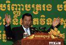 Tin thế giới - Thủ tướng Hun Sen: Sẽ không có bầu cử lại tại Campuchia