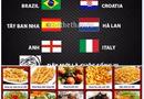 """Thị trường - Ồ ạt mở dịch vụ """"phục vụ tận răng"""" mùa World Cup"""