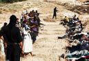 Tin thế giới - Khủng khiếp hình ảnh chiến binh ISIL sát hại binh sĩ Iraq
