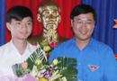 Tin trong nước - Anh Nguyễn Minh Triết làm Phó Bí thư Tỉnh đoàn Bình Định