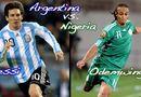 World Cup 2014 - Lịch thi đấu World Cup 2014 ngày 25, rạng sáng ngày 26/6