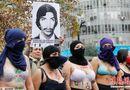 Tin thế giới - Chile: Sinh viên cởi đồ đòi cải cách giáo dục