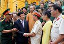 Tin trong nước - Chủ tịch nước tiếp các cựu chiến binh Sư đoàn 356
