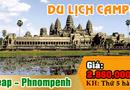 Sản phẩm - Dịch vụ - Du lịch Campuchia – Hành hương Đức mẹ Mê Kông