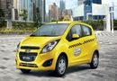 Thế giới Xe - Chevrolet Spark Taxi ra mắt, giá 309 triệu đồng