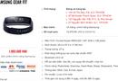 Sản phẩm số - Galaxy Gear Fit, smartwatch xịn rẻ nhất thị trường