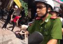 Đời sống - Clip sốc: Công an bỏ mặc hai phụ nữ đánh ghen giữa đường