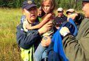 Tin thế giới - Bé gái 3 tuổi sống sót 11 ngày trong khu rừng đầy sói hoang