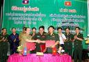 Chủ quyền - Ký kết đảm bảo an ninh tuyến biên giới Việt - Lào