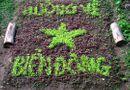 Chủ quyền - Độc đáo vườn rau tuyên truyền chủ quyền biển đảo