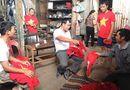 Chuyện về những CĐV đặc biệt của U19 Việt Nam