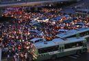 Tin trong nước - Nghĩ lễ 4 ngày, dân ồ ạt rời Sài Gòn, giao thông hỗn loạn