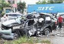 An ninh - Hình sự - Trung tướng công an tử nạn: Tạm giam 4 tháng lái xe khách