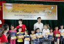 Đồng hành nhà hảo tâm - Pushmax và GenViet trao 9.000 phần quà cho trẻ em nghèo