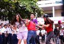 Tin tức giải trí - Chí Thiện - Mai Fin đấu với Min Xù - Cao Mỹ Kim