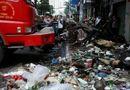Tin trong nước - Hiện trường vụ cháy nhà ở trung tâm Sài Gòn làm 7 người chết