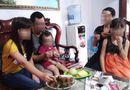 """Gia đình - Tình yêu - """"Ngó"""" tiền chợ một tháng 6 triệu của gia đình 5 người ở Hà Đông"""