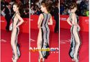 """Chuyện làng sao - Kiều nữ """"mặc như không"""" trên thảm đỏ LHP Busan"""