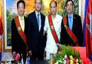 Tài chính - Doanh nghiệp - CT.HĐQT, TGĐ.SHB được quốc vương Campuchia tặng huân chương