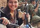 Tin thế giới - Gặp gỡ nữ chiến binh 20 tuổi người Kurd chiến đấu bảo vệ Kobani