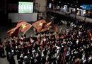 Video-Hot - Clip: Ấn tượng màn cổ động của CĐV U19 Việt Nam