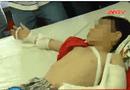 An ninh - Hình sự - Lời kể xé lòng của bé trai trên giường bệnh bị cha dượng bạo hành