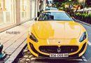 Thế giới Xe - Maserati GranTurismo MC Stradale tứ quý độc nhất Việt Nam