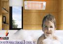 Sản phẩm - Dịch vụ - Đèn sưởi nhà tắm nào tốt nhất?