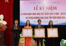 Chuyện học đường - Lào Cai: Tuyên dương nhà giáo tiêu biểu năm 2014
