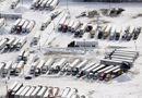 """Tin thế giới - Toàn cảnh nước Mỹ chìm trong băng tuyết đến """"không thể tin nổi"""""""
