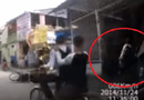 """Video-Hot - Video: Va chạm tai nạn, thanh niên """"bay"""" thẳng vào nhà dân"""
