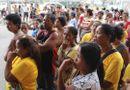 Tin thế giới - Hơn 616.000 người Philippines đi sơ tán tránh bão Hagupit
