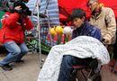 Tin thế giới - Thủ lĩnh biểu tình Joshua Wong chấm dứt 4 ngày tuyệt thực