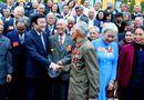 Tin trong nước - Chủ tịch nước gặp mặt các các cựu tù cách mạng
