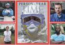 """Tin thế giới - Nhân vật của năm 2014: Vinh danh những """"chiến binh"""" Ebola"""