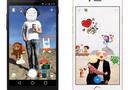 Sản phẩm số - Facebook Messenger ra ứng dụng Stickered trên phiên bản iOS