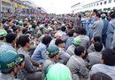 An ninh TV - Video: Hơn 2500 công nhân đình công tại nhà máy đóng tàu Huyndai Vinashin