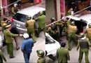 Video-Hot - Video: Hàng chục công an vây bắt kẻ cướp cố thủ trong ô tô