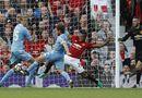 Bóng đá - MU 1-1 Stoke: Hàng công vô duyên, MU trả giá vì sai lầm của De Gea