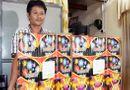 Pháp luật - Bắt nóng đối tượng buôn lậu, tàng trữ gần 100kg pháo nổ