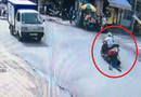 An ninh - Hình sự - Cô gái bị tên cướp đi xe máy kéo lê trên đường phố TP.HCM