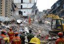 Tin thế giới - Sập 4 tòa nhà tại Trung Quốc, ít nhất 8 người thiệt mạng